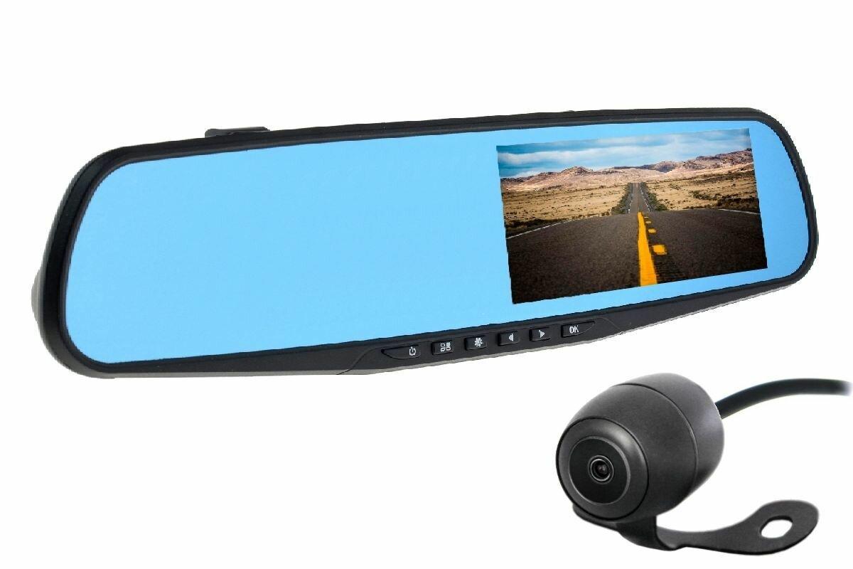 Car DVR mirror - видеорегистратор в Никополе