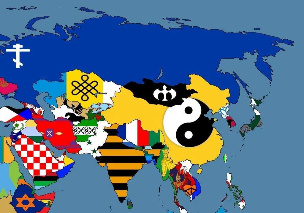 Флаги государств в прикольных картинках, про елену картинки