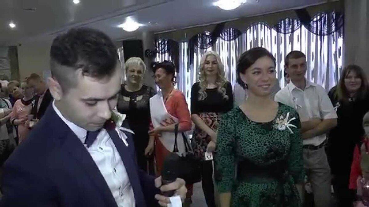 Смешные ролики поздравления на свадьбу