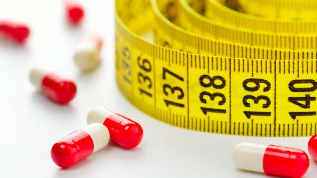 Похудение двумя таблетками
