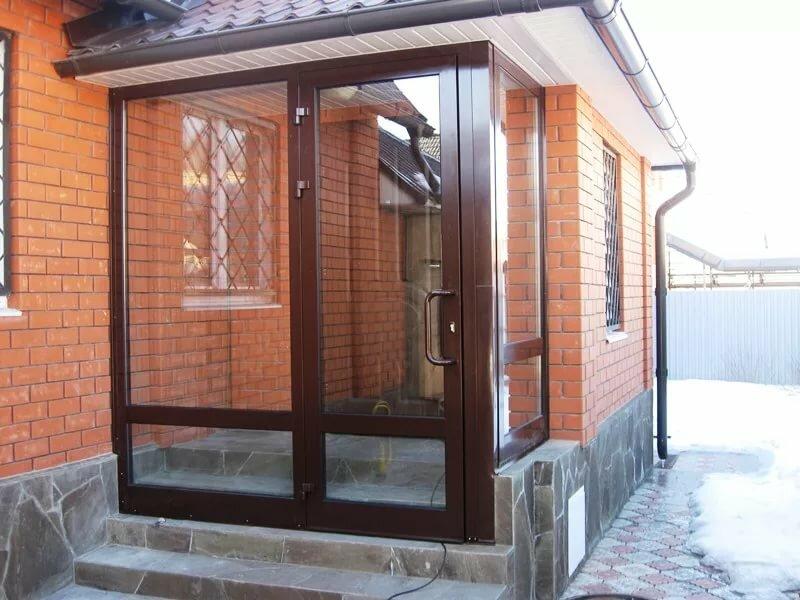 Тамбур теплый в частном доме дизайн фото