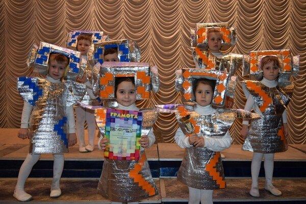 Выступления и награды танцевального коллектива Алчевской духовной лечебницы