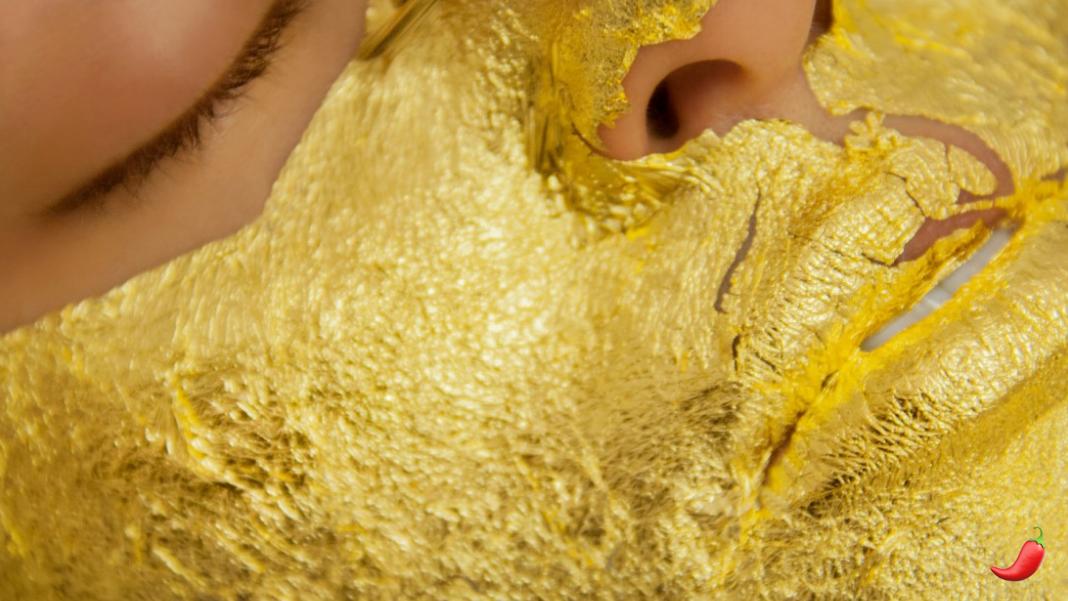 Kaprielle - омолаживающая маска из сусального золота в Жанаозене