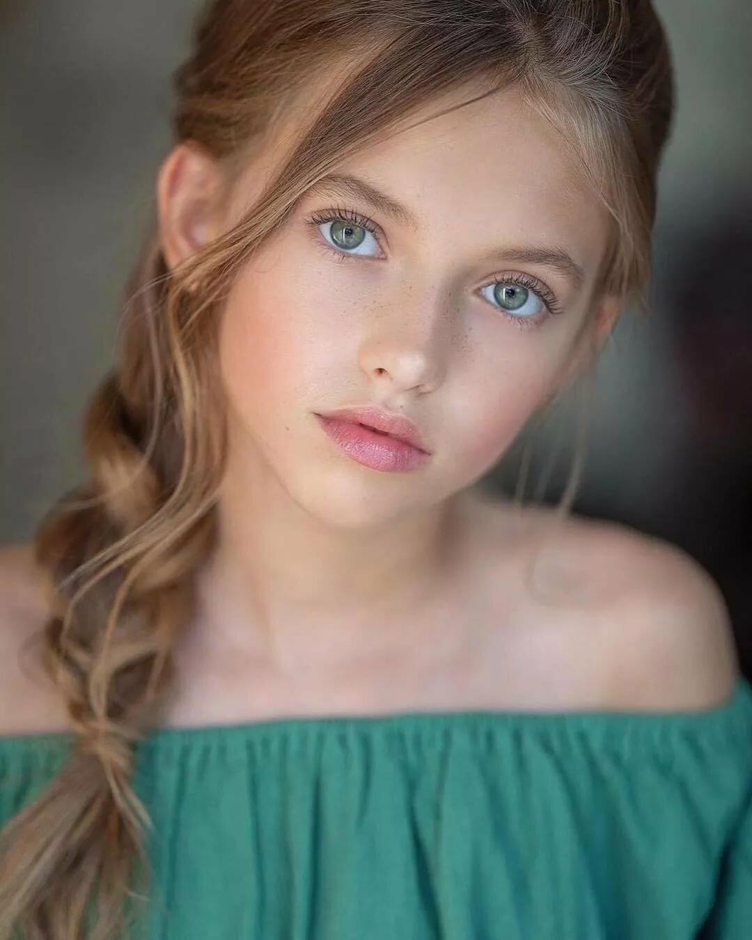 Model teen photo workshop