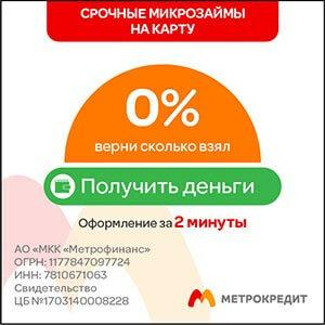 метрокредит отзывы клиентов