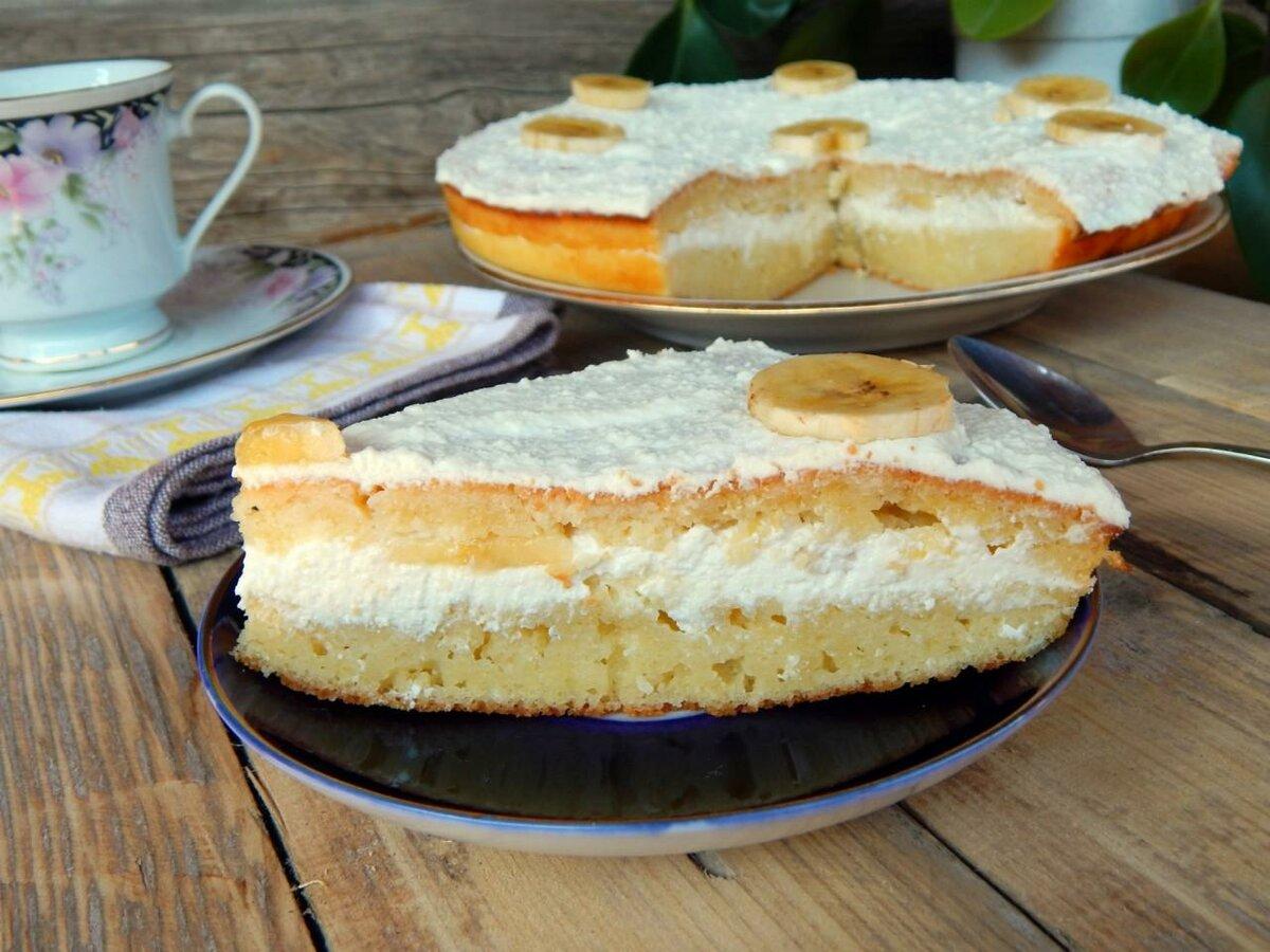простые торты и пироги с фото рецепты