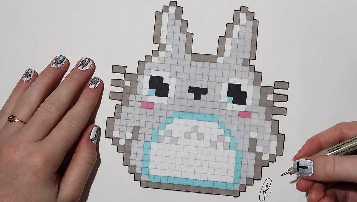 Cute Pixel Art Easy