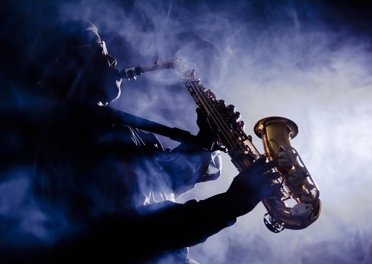 Приятных, картинки с саксофонистом