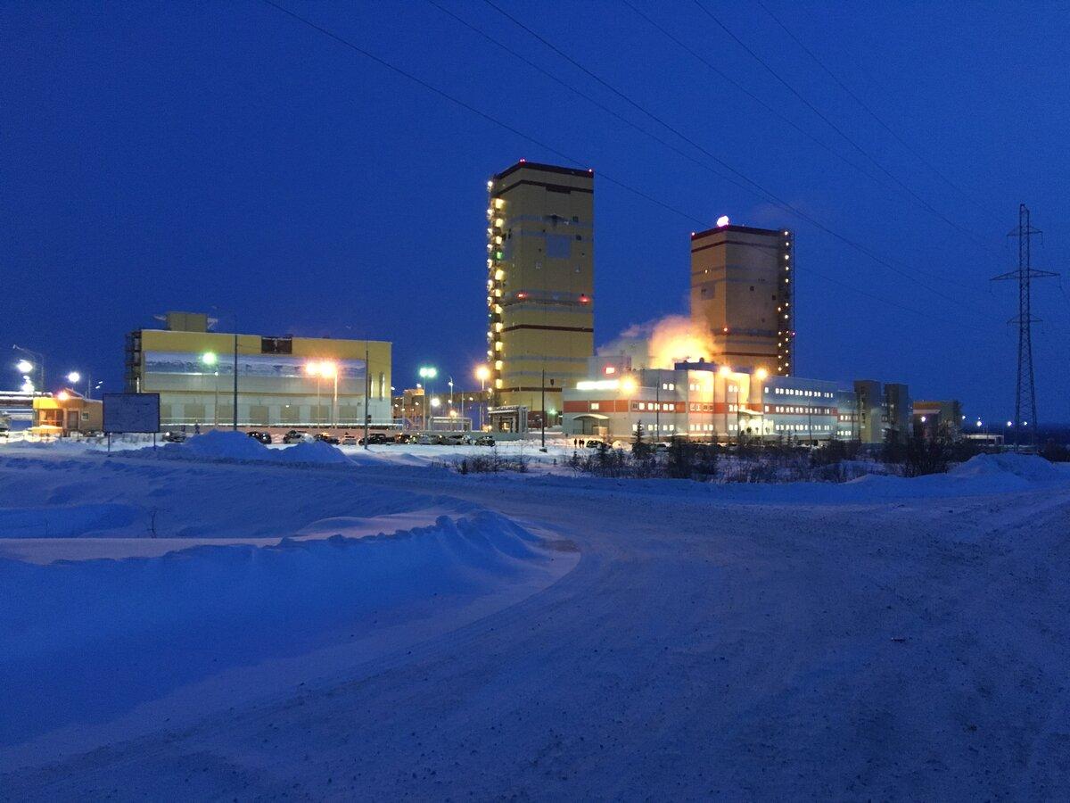 город удачный якутия фото груженой баржи порта
