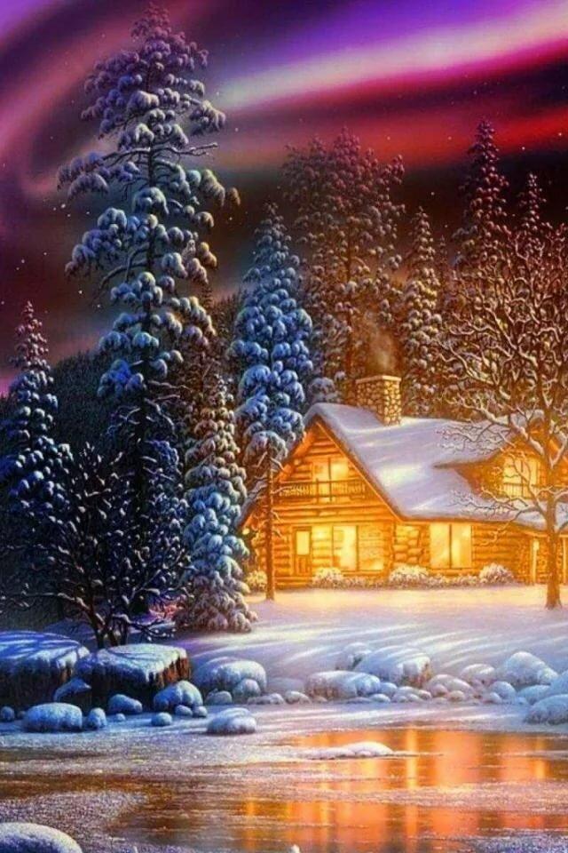 провел зимняя сказка картинки анимации мелкие фрагменты удается
