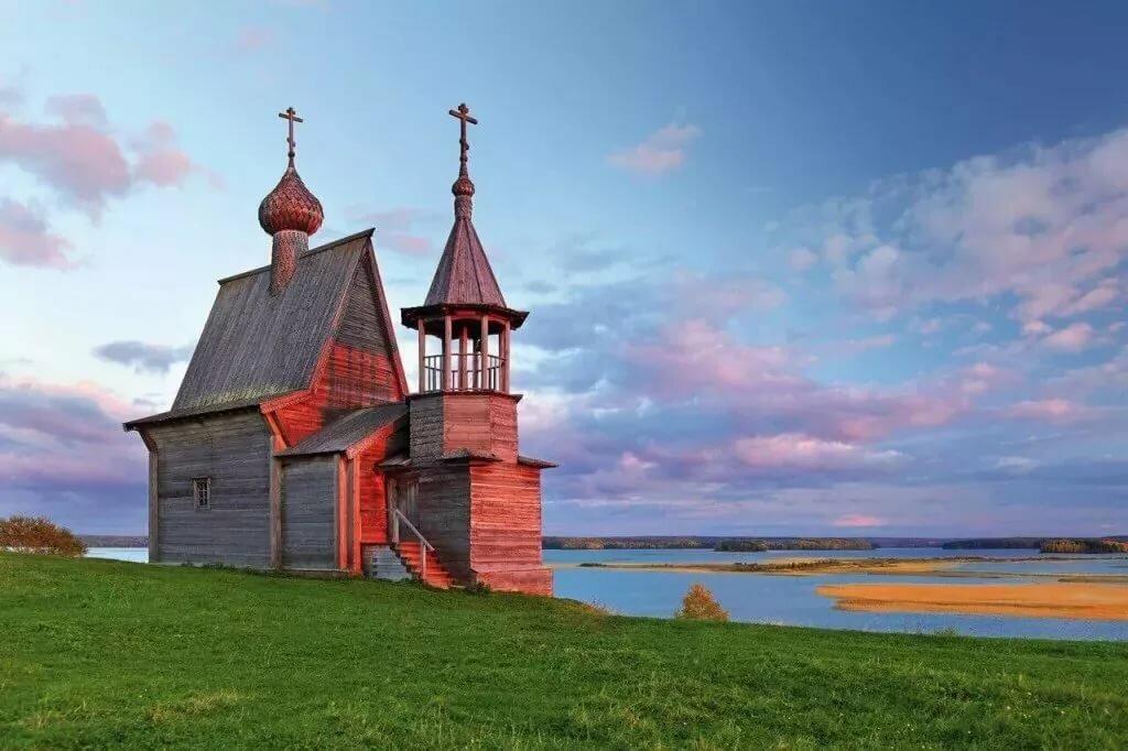 критерием фото церквей на русском севере экране