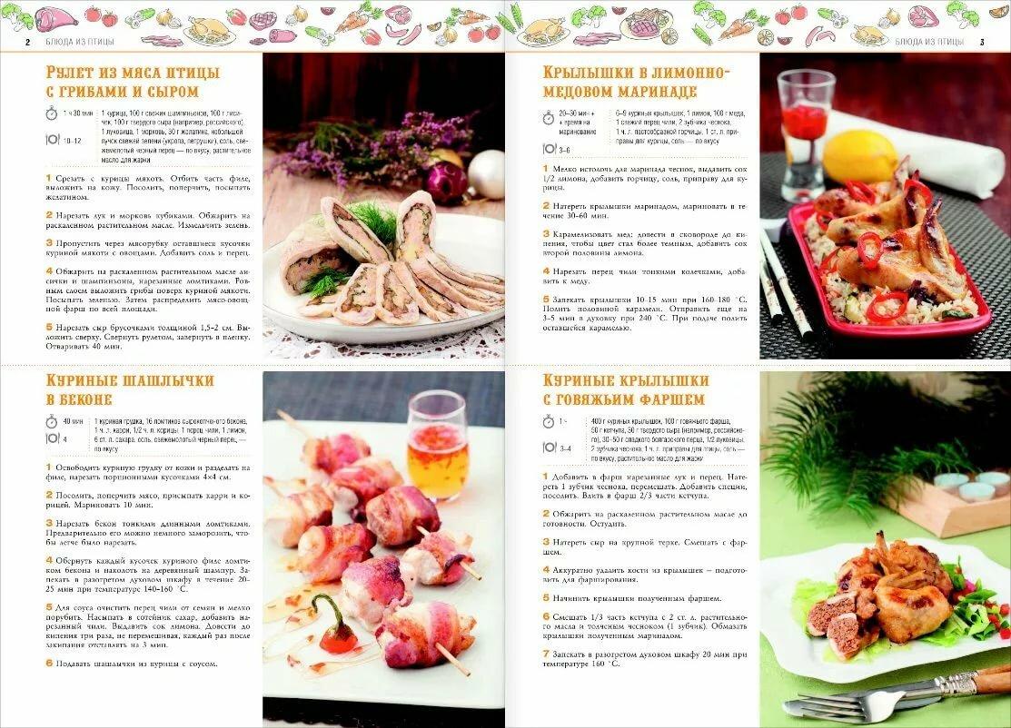 Рецепты с картинками и фото