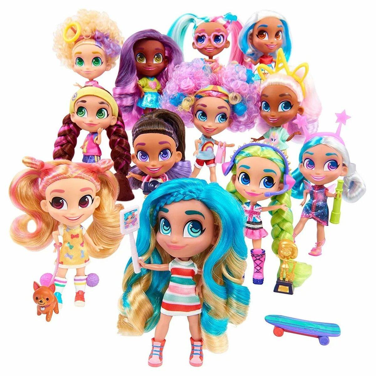 Куклы Hairdorables в Сысерти