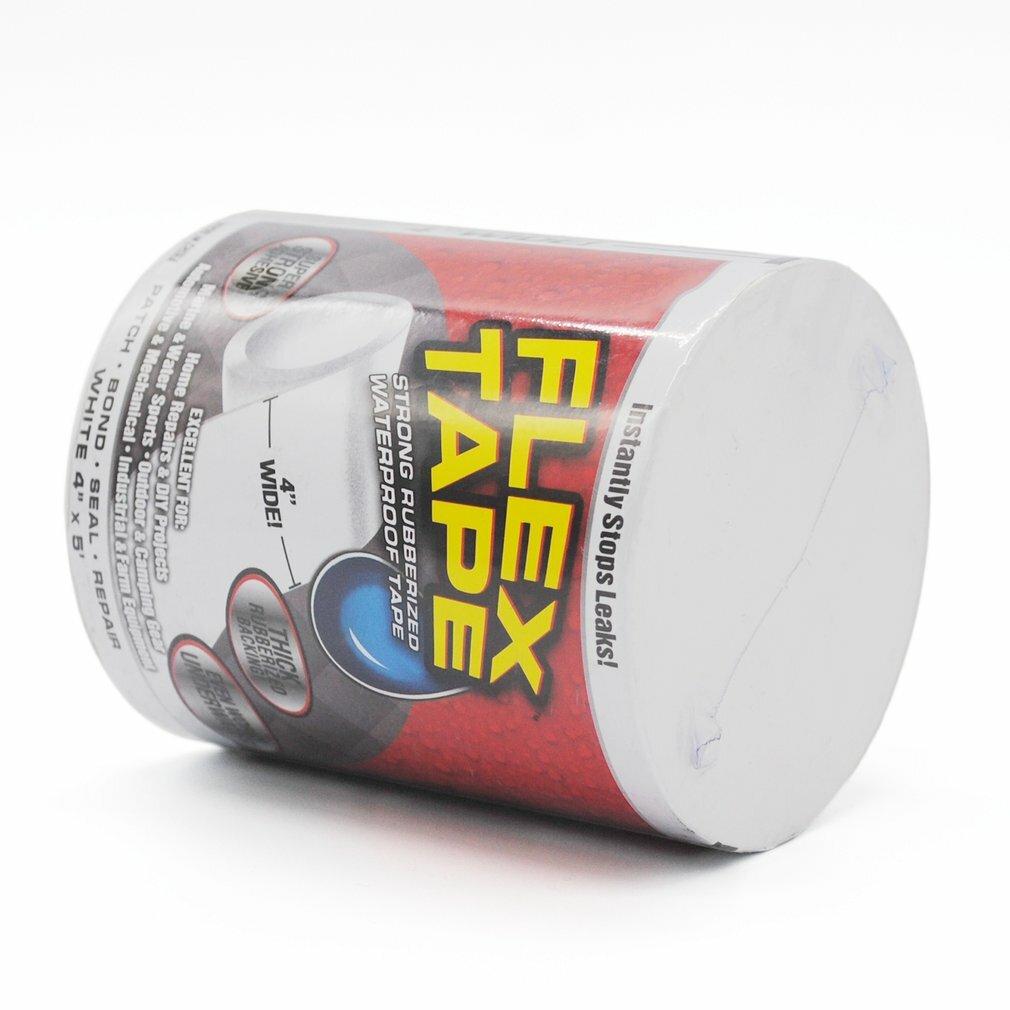 Flex Tape - супер-стойкая водонепроницаемая лента в Архангельске