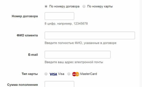 моментальный кредит наличными на карту