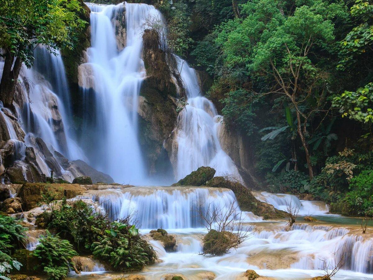 Охлаждения ока, водопады картинки красивые на телефон