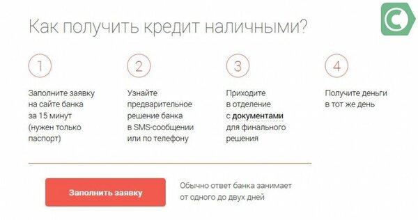 Альфа банк кредит наличными онлайн заявка кемерово