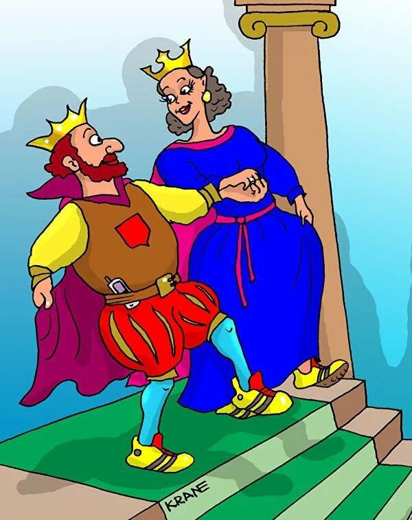 Прикольная картинка с царем, днем рождения