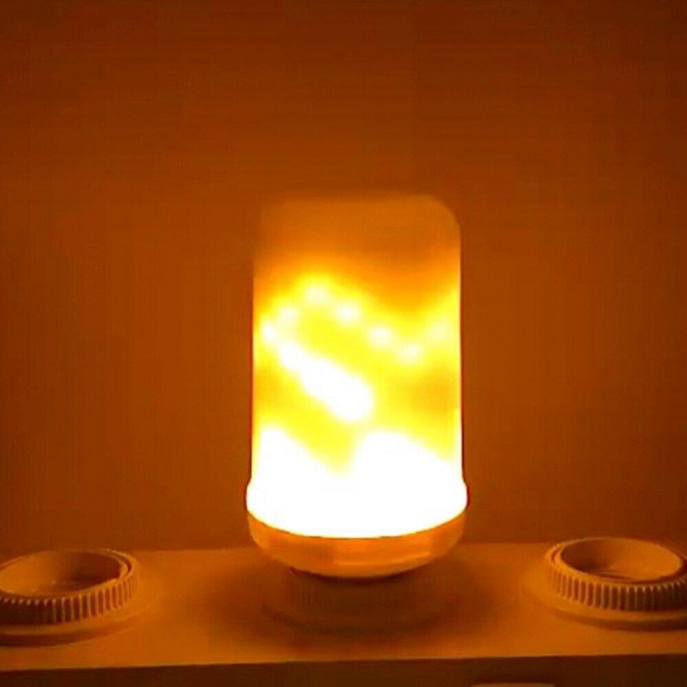 Лампа LED с эффектом пламени в Братске