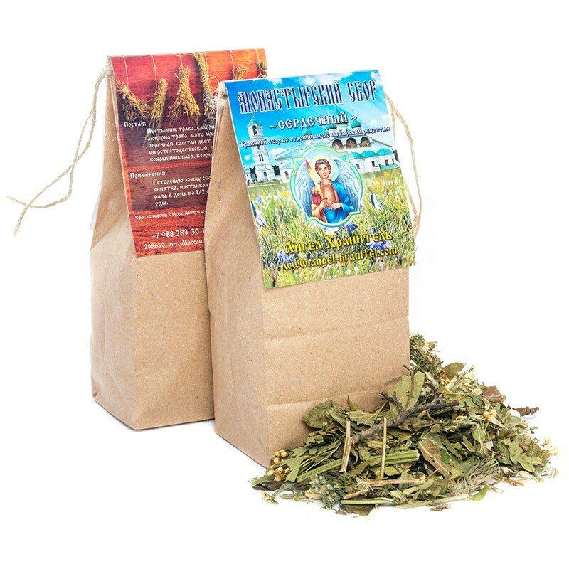 Монастырский сердечный чай в Октябрьске