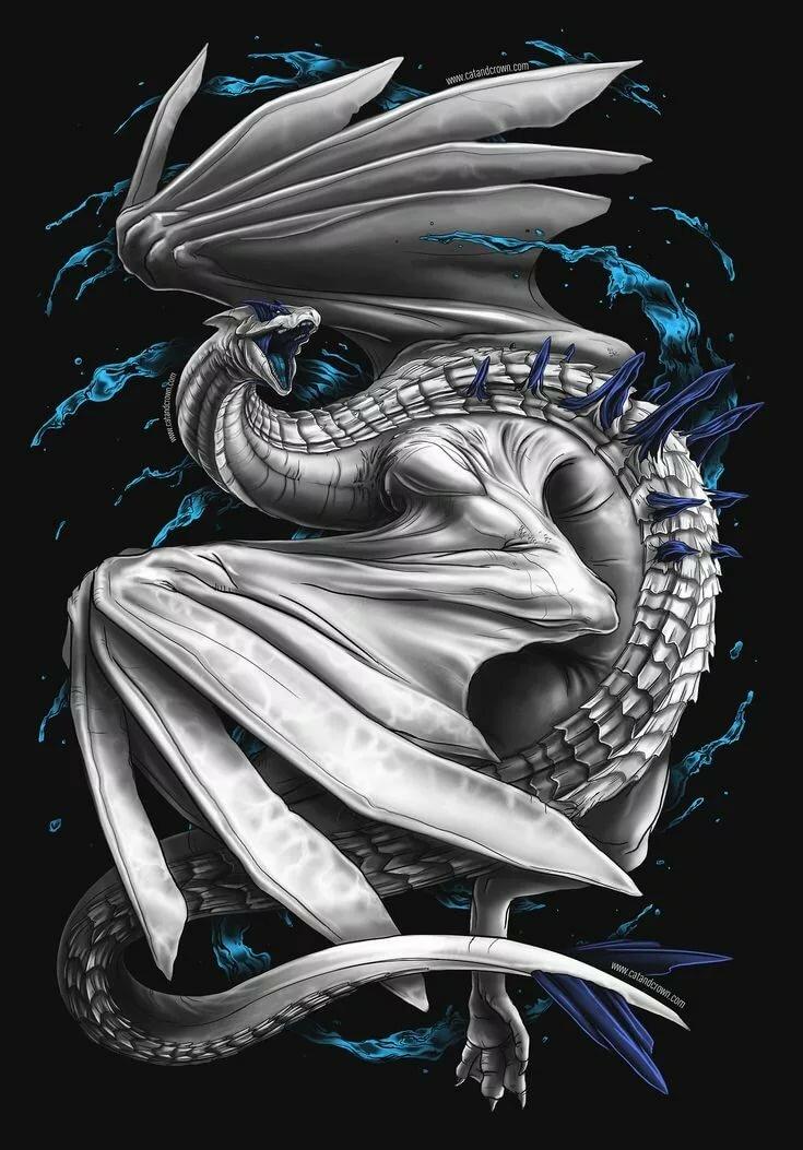 снялась серебряные драконы картинки красивые старше становится человек