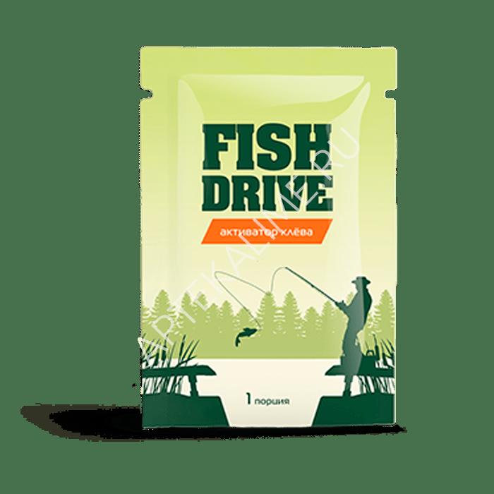Fish Drive - активатор клёва в Пскове