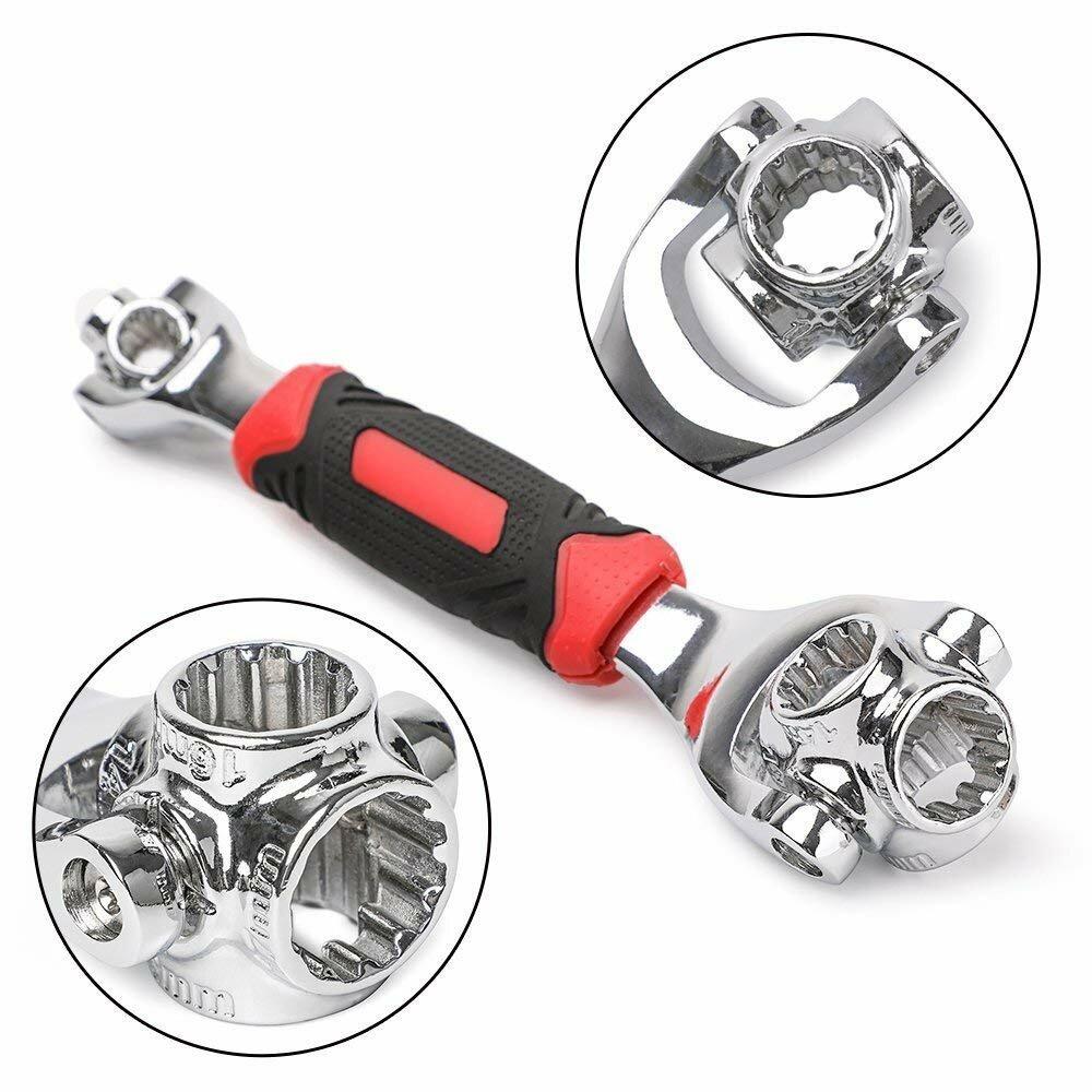 Универсальный ключ Tiger Wrench в Сковородине