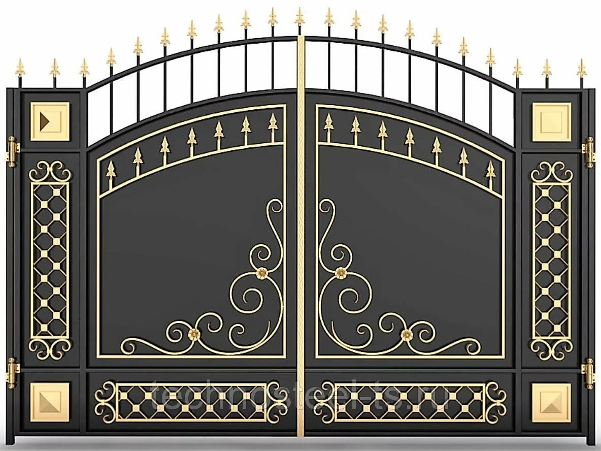 ворота кован картинка наталка денисенко, известна