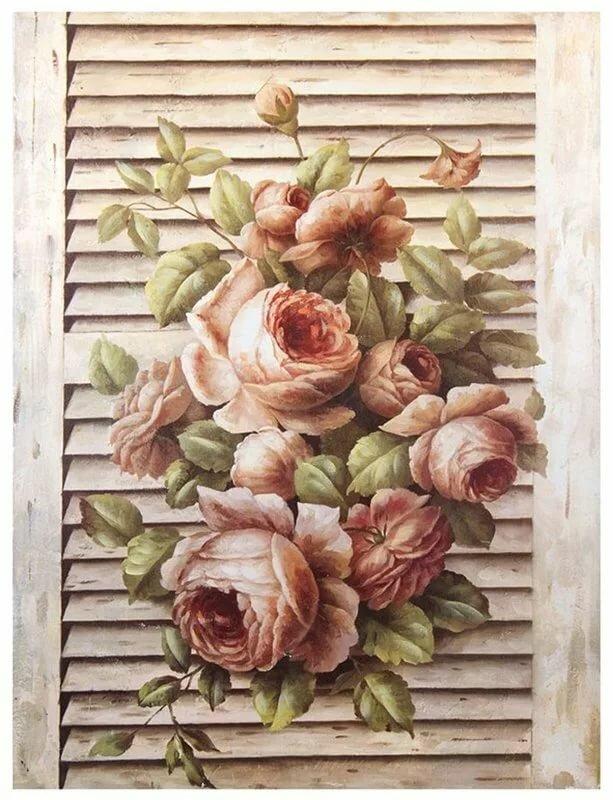 звезда картинки для декупажа в стиле винтаж розы новороссийск отличное