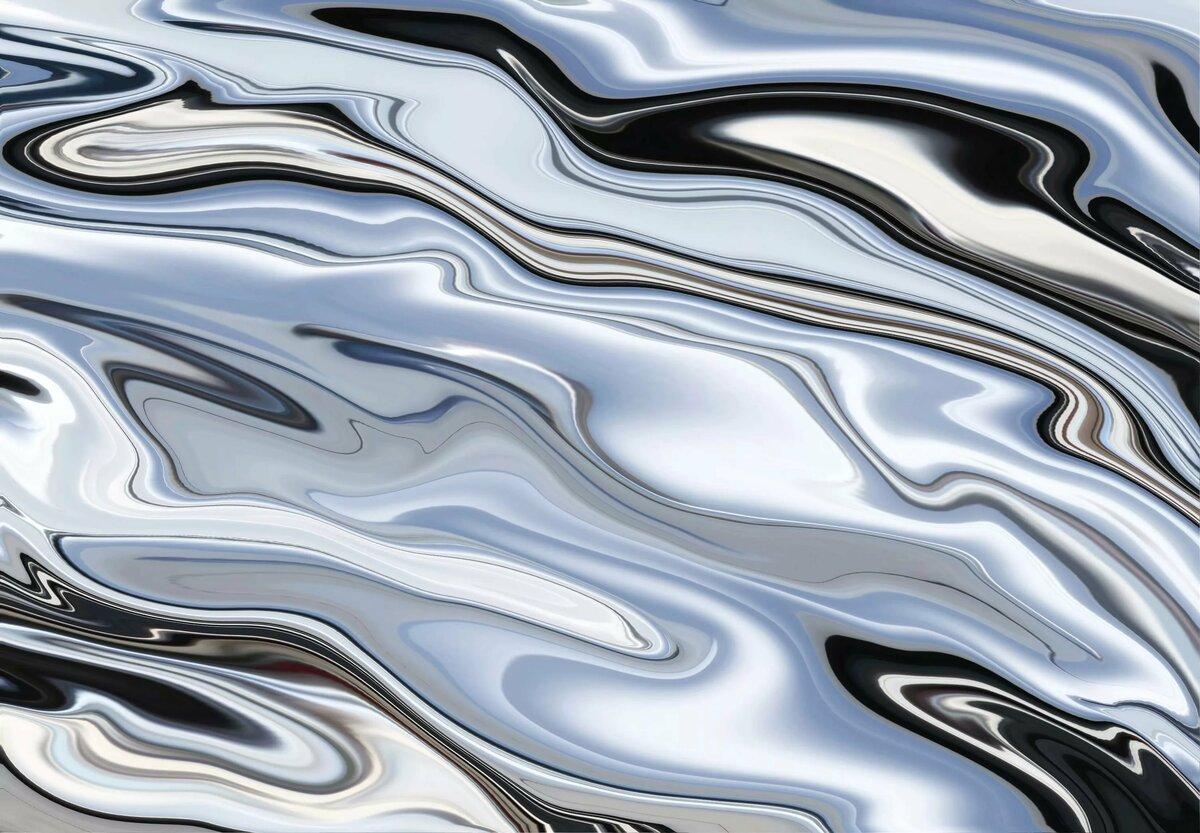 картинка металл хром прежде