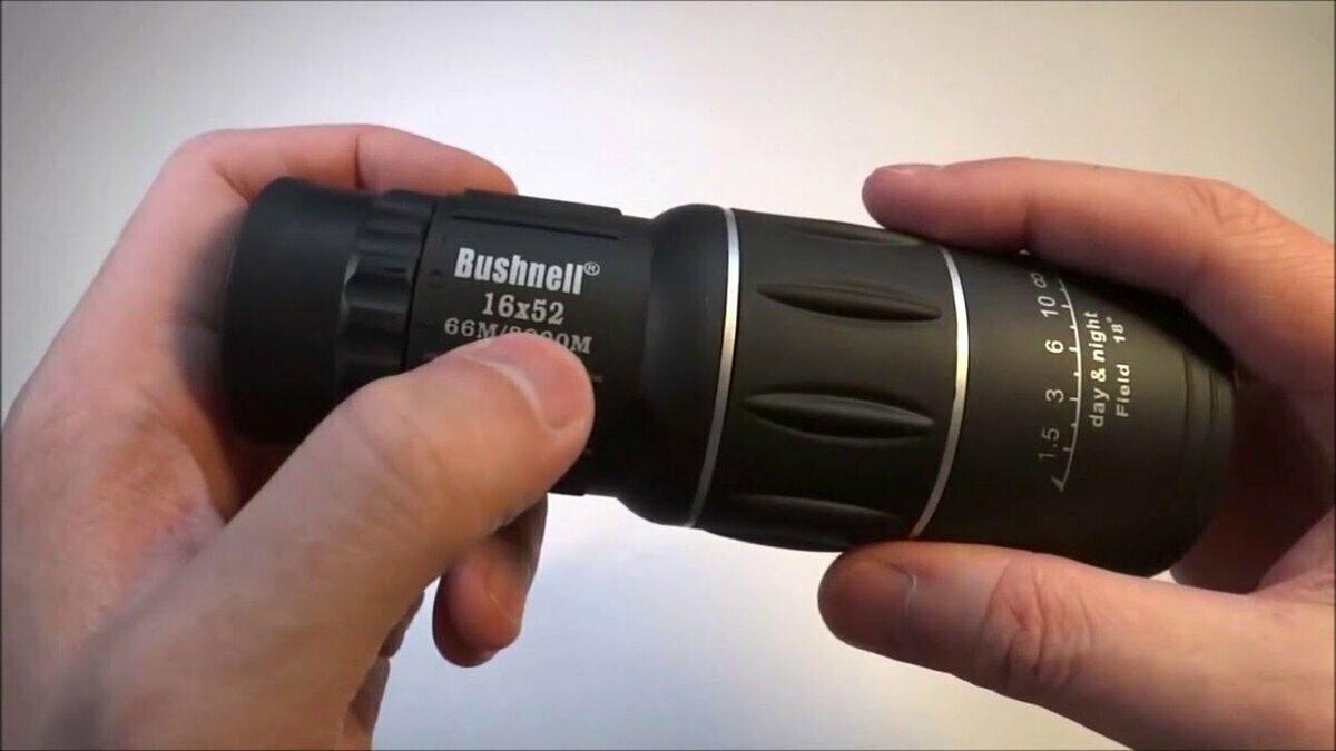 Монокуляр Bushnell с функцией тепловизора в Туле