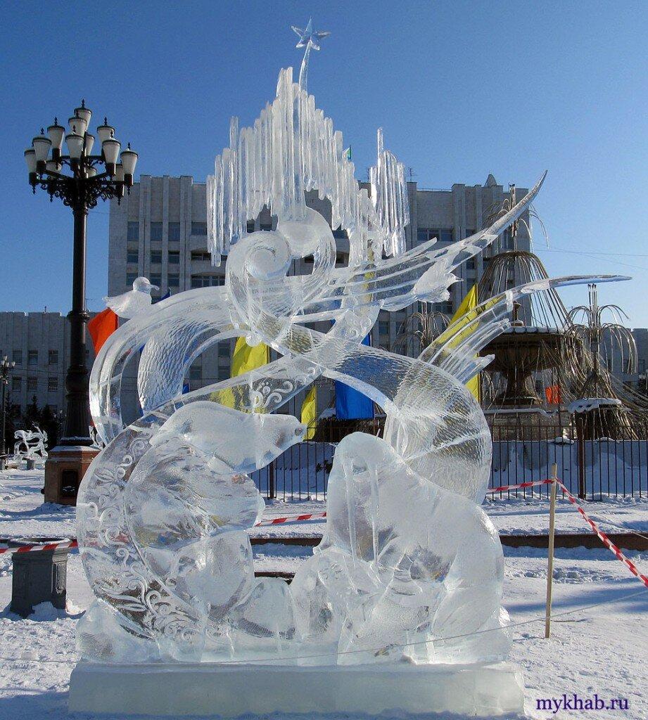 окраине картинки изо льда и снега сказать