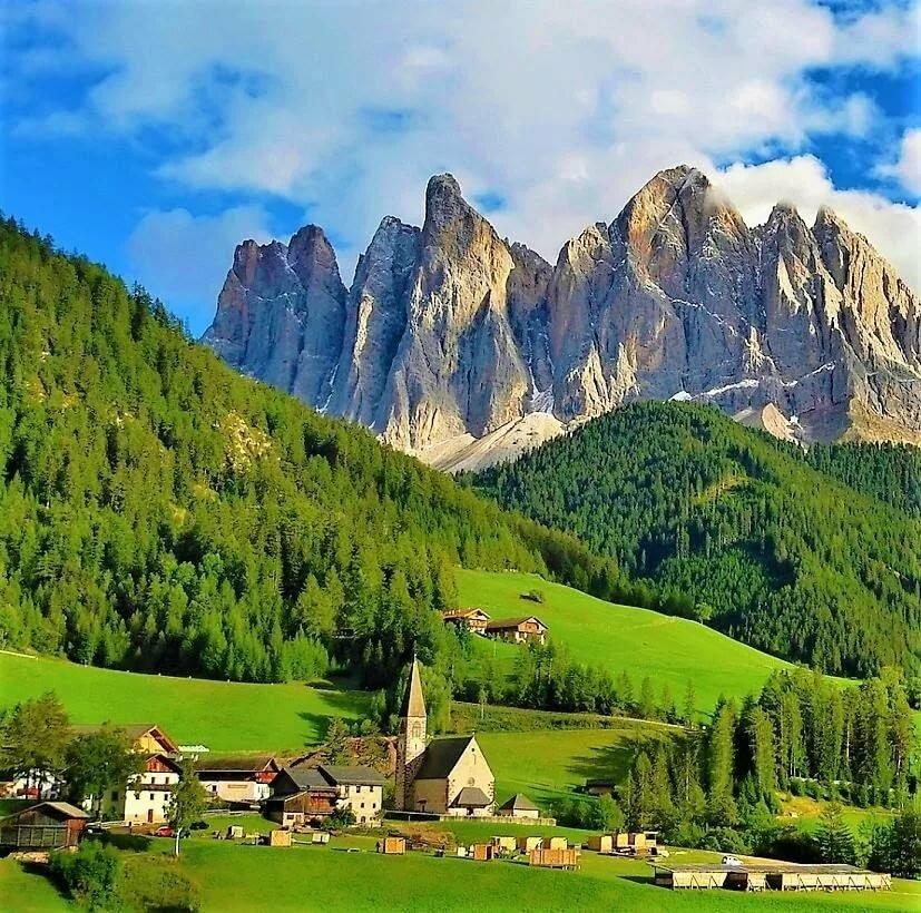 Швейцарские горы фото