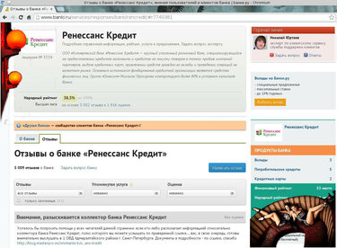 f26ec0fc56c5b 20 карточек в коллекции «Отзывы Клиентов На Банк Ренессанс Кредит»  пользователя Ирина К. в Яндекс.Коллекциях