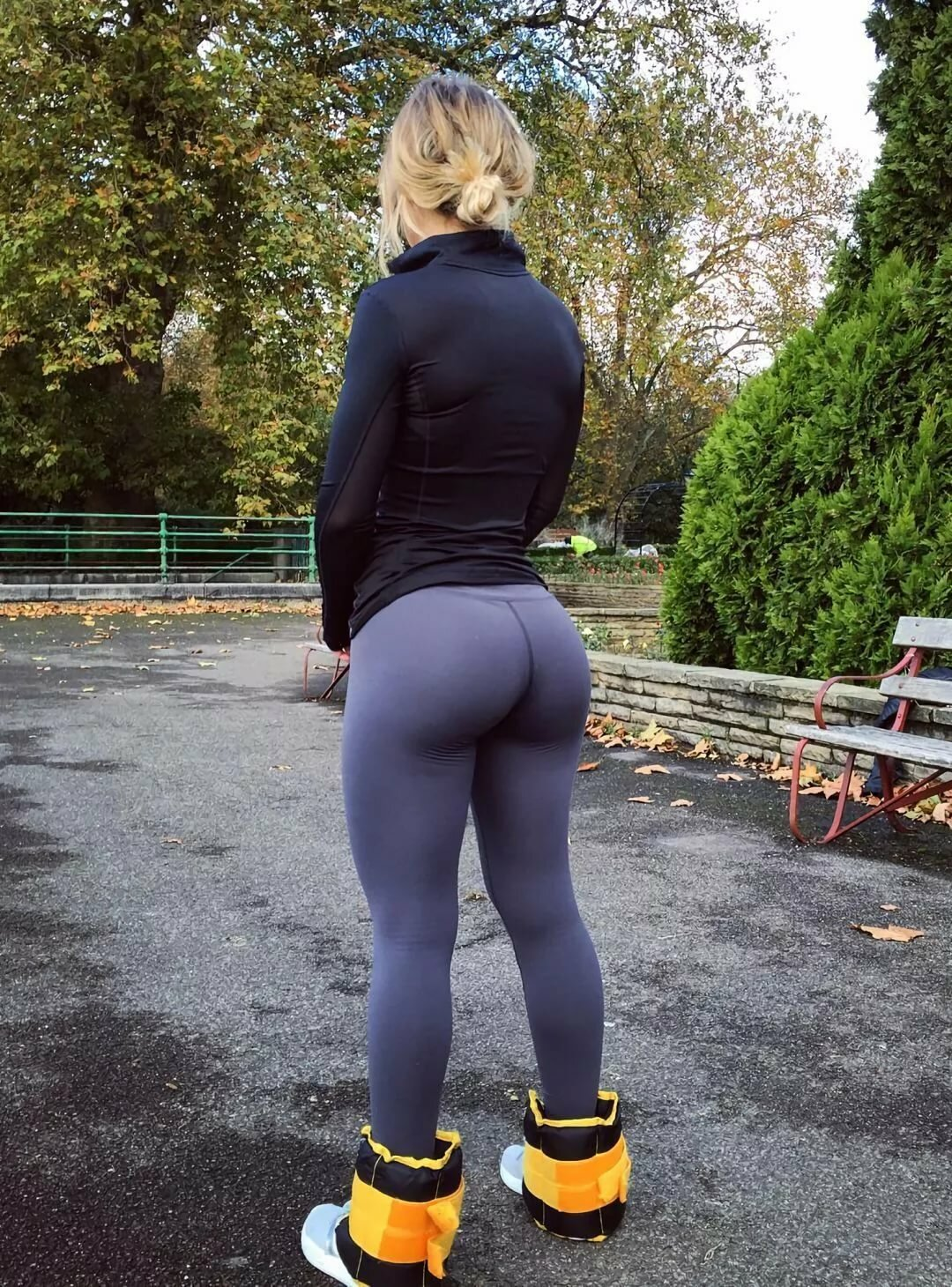 Leggings asspics pussi