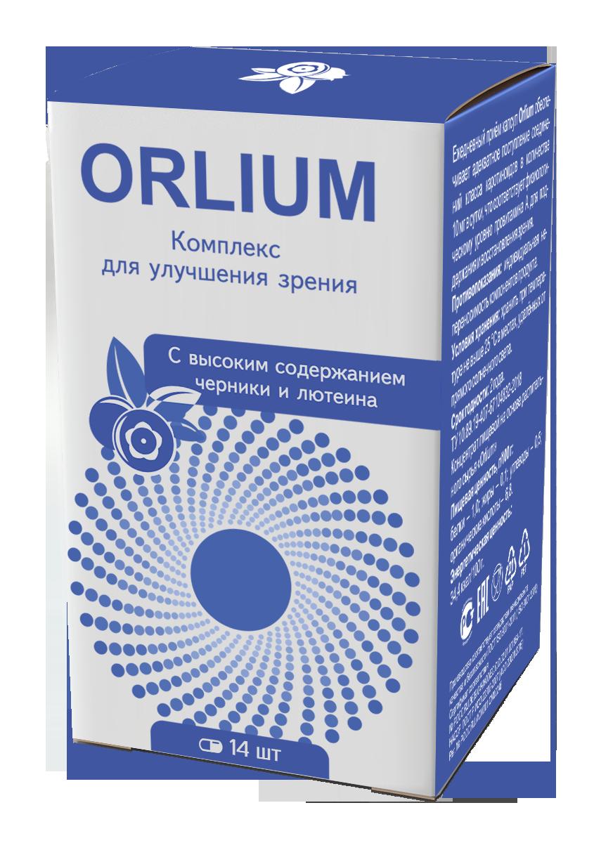 ORLIUM для улучшения зрения в Днепропетровске