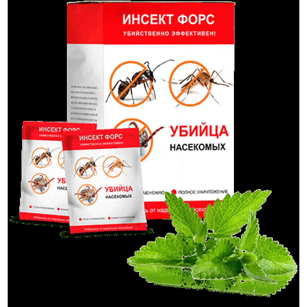 Инсект Форс от насекомых в Петропавловске-Камчатском