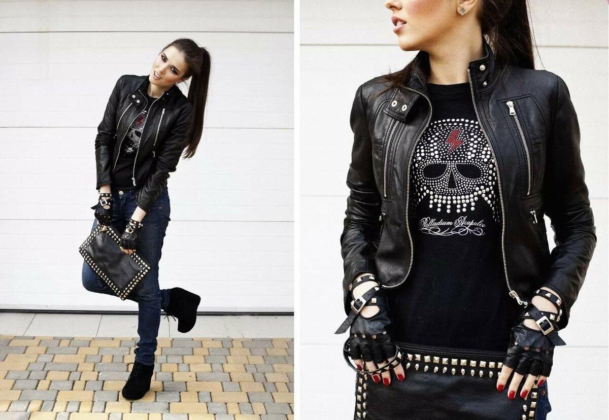 рок н ролл стиль одежда картинки