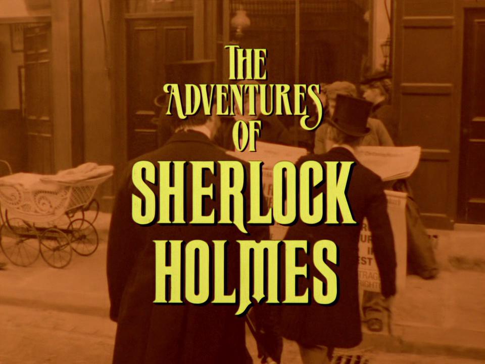 Приключения Шерлока Холмса — 2 серия. Пляшущие человечки (Великобритания, 1984 год) смотреть онлайн