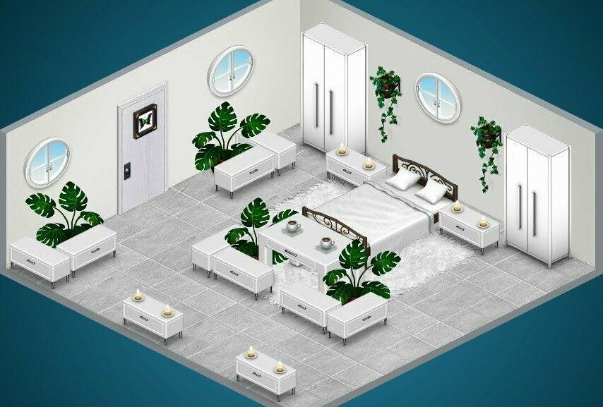 резко-континентальный красивая спальня в аватарии за серебро картинки советник или