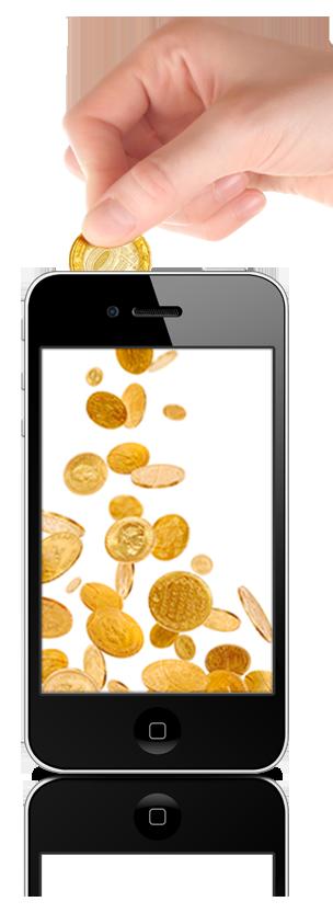 картинка деньги на счету телефона домашних