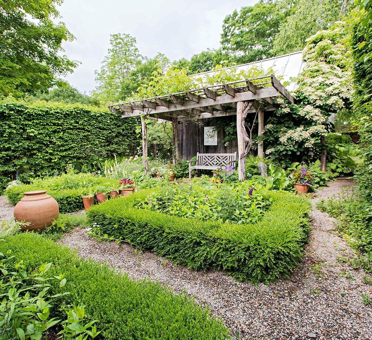 когда дизайн сада и огорода посмотреть фото что