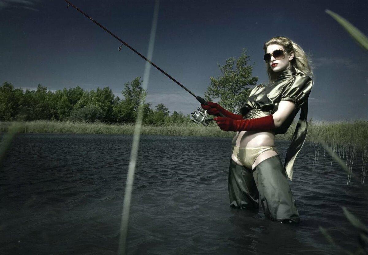 Что нибудь о рыбалки