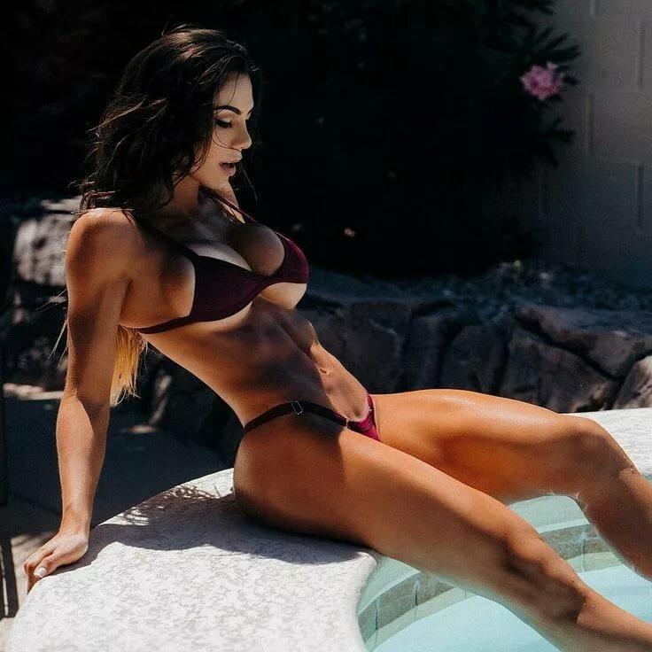 Natalia Zardon Fit Fitness Gurls Bikinis Workout Netfapx 1