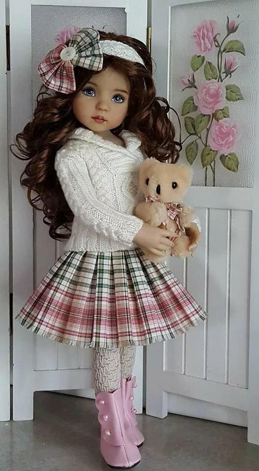 искусство все одежда для кукол на ливинтернет фото принимают
