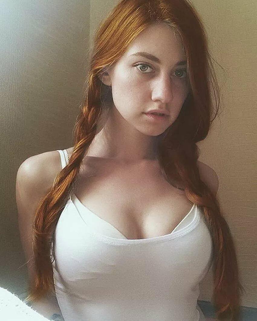Nude beautiful redheads
