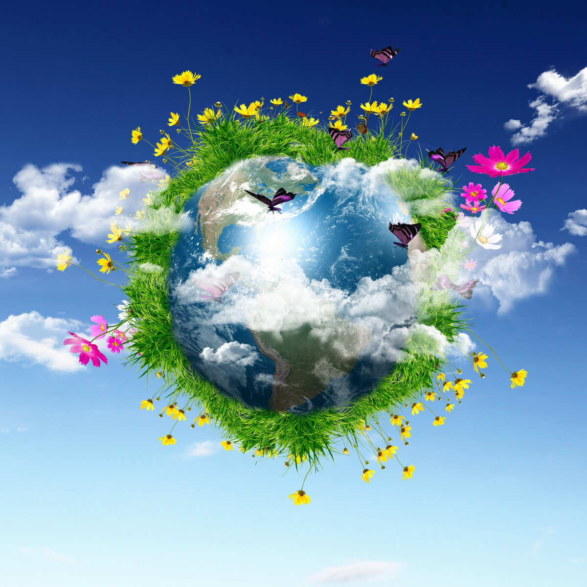 Открытки с любовью к миру, медовым спасом