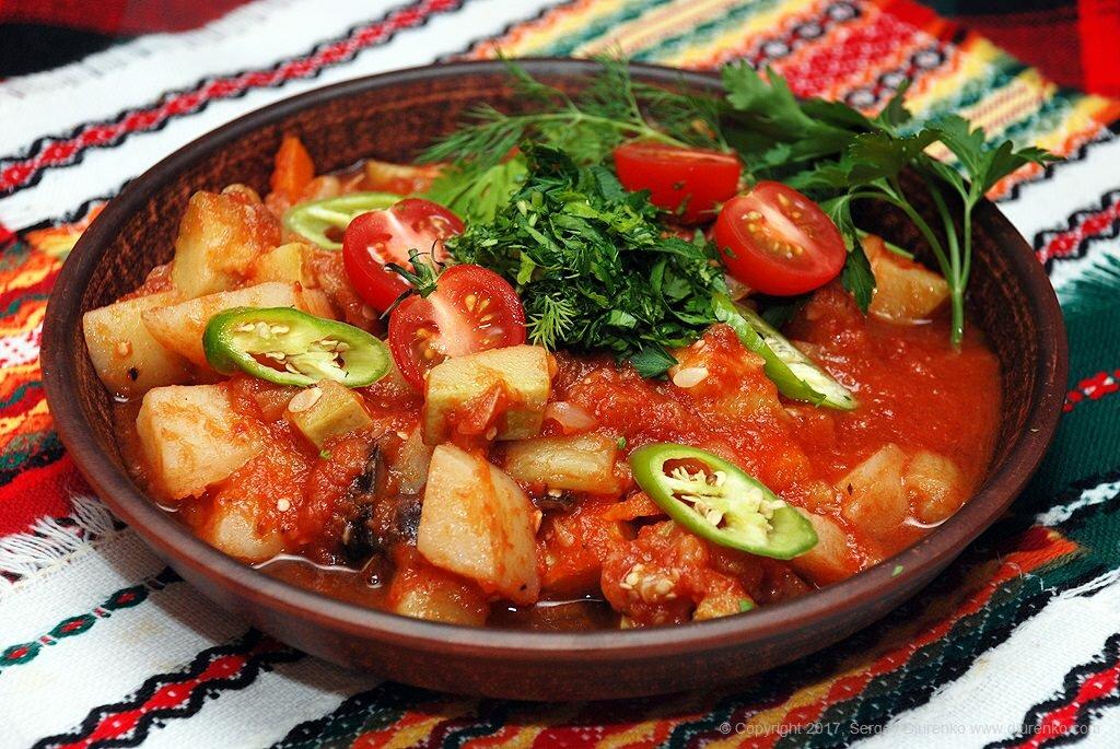 рецепты блюд из овощей картинки