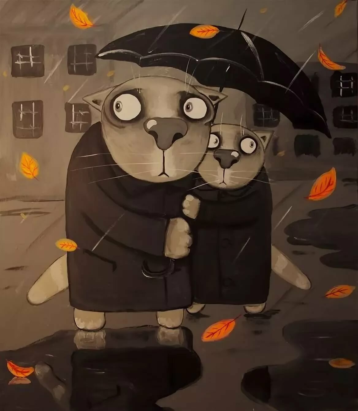 Прикольные картинки кто тут котиков не любит, днем бухгалтера