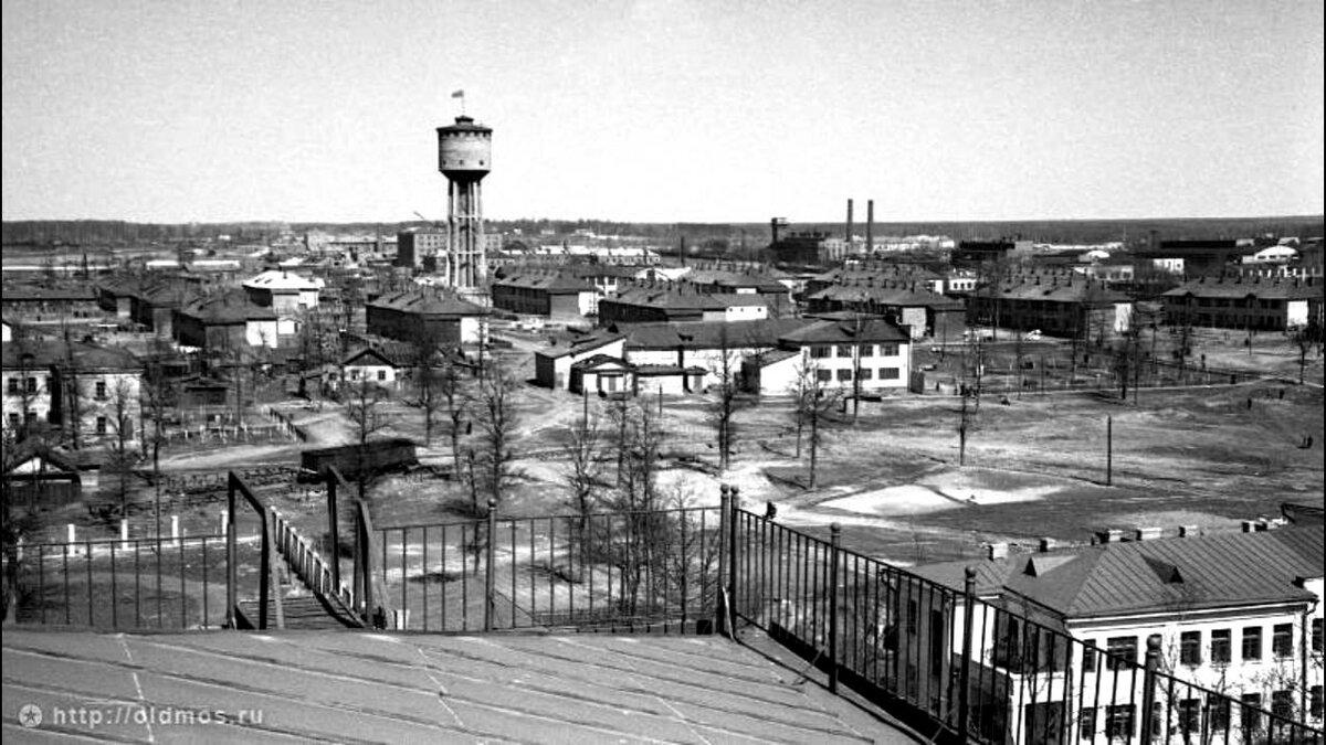 Дмитров старые фото города